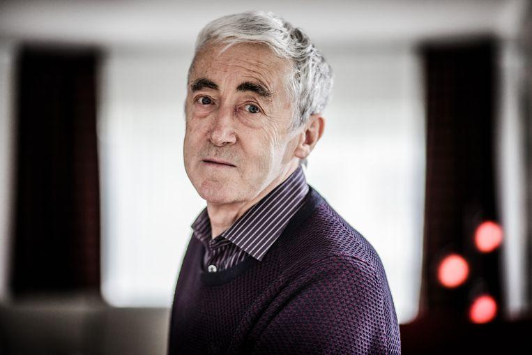 Paul De Grauwe. Beeld Bob Van Mol