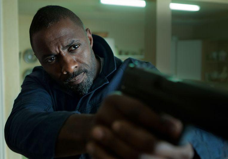 Idris Elba in Bastille Day. Beeld