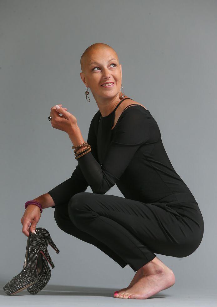 Gillian Caeyenberghs nam in 2016 deel aan 'Mijn Pop-uprestaurant'.
