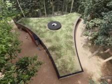 Spiegelwanden bezoekerscentrum zijn gevaar voor vogels, ontwerp is aangepast
