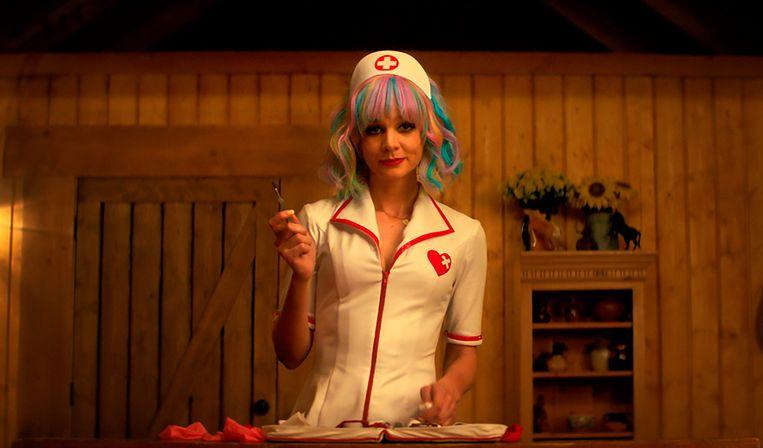 Carey Mulligan in 'Promising Young Woman'. Beeld AP