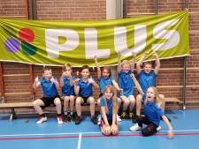Zesde team Sterrenpalet winnaar schoolbasketbaltoernooi Eibergen