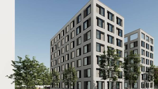 """Vroegere Sint-Maartenskliniek wijkt voor hoogbouw met 172 studentenkamers: """"We kunnen ze niet naar Waregem of Roeselare blijven sturen"""""""