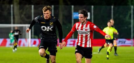 NAC ziet achterstand verder oplopen, Brobbey belangrijk voor Jong Ajax