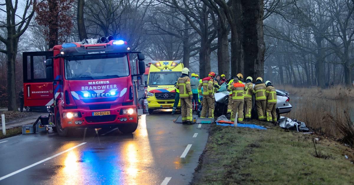 Slachtoffer dodelijk ongeval bij Apeldoorn is man uit Raalte.