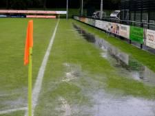 Deze wedstrijden in het West-Brabantse amateurvoetbal zijn afgelast