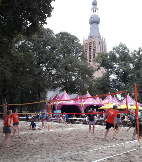 Volle bak op Beachbeek in Hilvarenbeek