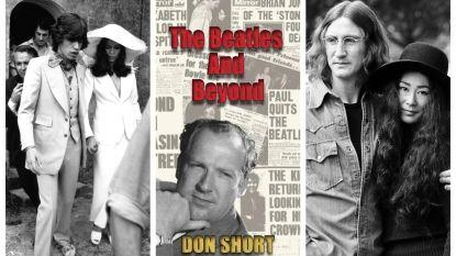"""Legendarische showbizzjournalist Don Short verklapt zijn geheimen: """"Mick Jagger wilde me plots als bodyguard op zijn huwelijk"""""""