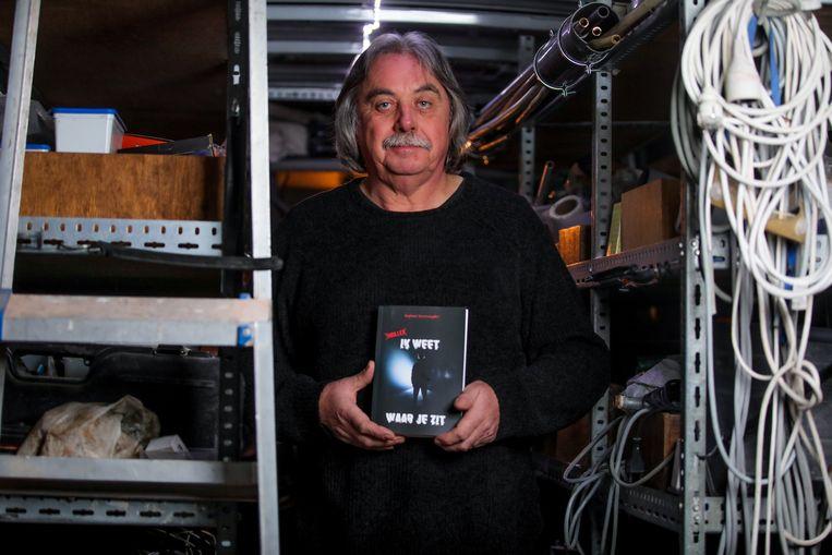 Stephan Swertvaegher laat zijn eerste boek afspelen in zijn habitat: een installatiebedrijf.