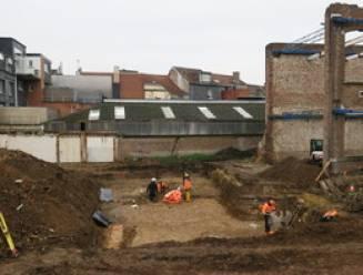 Massa archeologische vondsten in stadscentrum