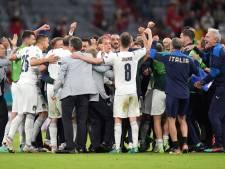 Italië vestigt nieuw Europees record na overwinning op België