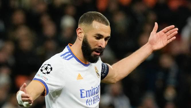 Eis van tien maanden voorwaardelijk voor Karim Benzema in proces rond sekstape Mathieu Valbuena