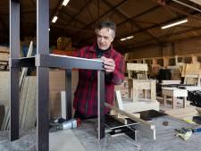 Nieuwe kans voor restanten hout bij 'Houtlet' in Den Bosch 'Het kan groener'