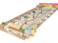 Een luxe beachclub, midden in Breda