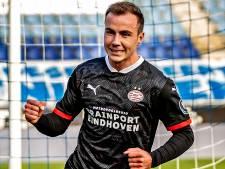 Götze straalt na droomdebuut voor PSV: 'Over een paar weken hopelijk op 100 procent'