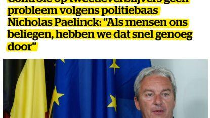 """""""Veel veiliger in de Ardennen dan in ons drukbevolkte Vlaanderen"""""""