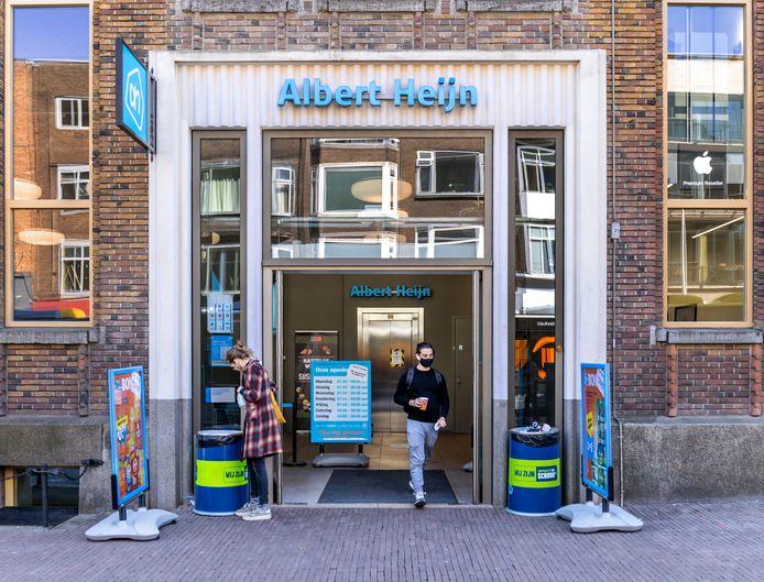Albert Heijn-filiaal in de Potterstraat.