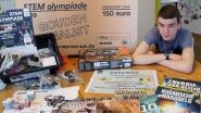 Laurens Ledeganck (13) is grootste jonge technologietalent van Vlaanderen