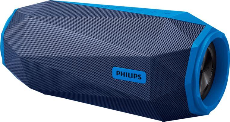Let op de originele vormen van dit Philips-toestel. Beeld Philips
