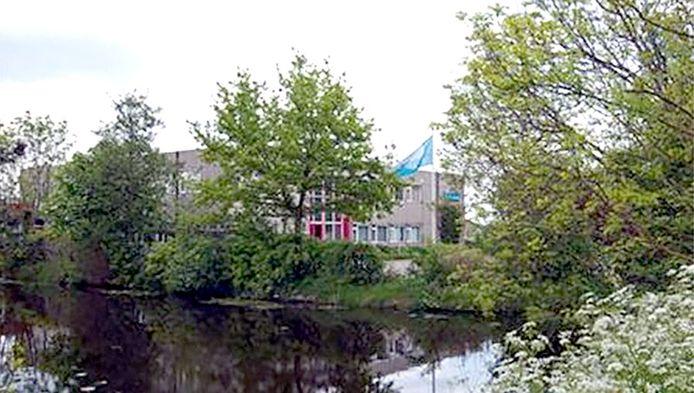 De vestiging in Ottoland van het Wellantcollege, waar een docent werd ontslagen.