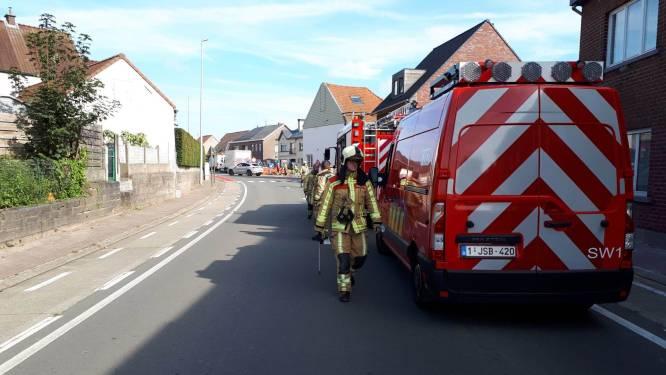 """Buurt ontruimd na gaslek bij boringen in Zottegem: """"Tiental bewoners kon na een uur weer naar huis"""""""