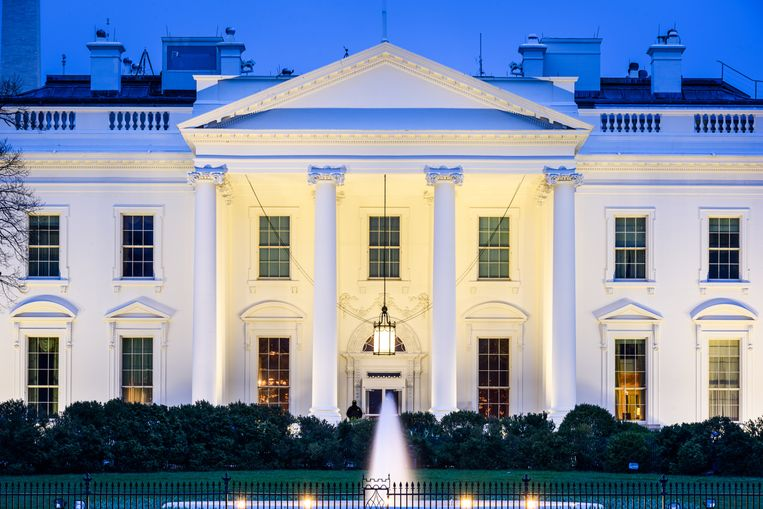 Het Witte Huis. Beeld Thinkstock
