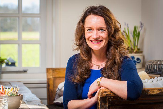 Nicole Bekhuis van de Tinnitus Academie.