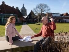 Politieke partij WG Oldenzaal bedenkt nieuwe stadswandeling: 'Kijk eens op een andere manier naar de stad'