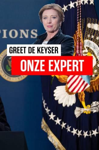 Greet De Keyser in de VS. Wat wordt het met Biden?