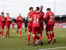 Almere nadert De Graafschap na eenvoudige overwinning