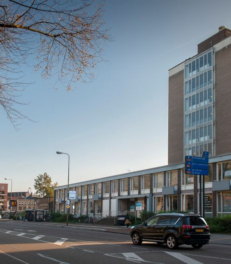 Zusterflat plat, ruim 130 nieuwe appartementen in het centrum van Den Bosch