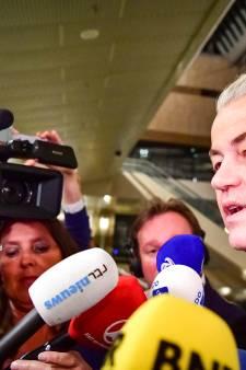 Teruglezen: Nek-aan-nekrace PVV, CDA en D66 om tweede plaats