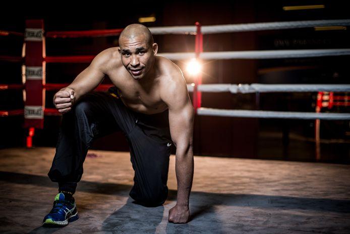 Gentenaar en bokser Ismail Abdoul.