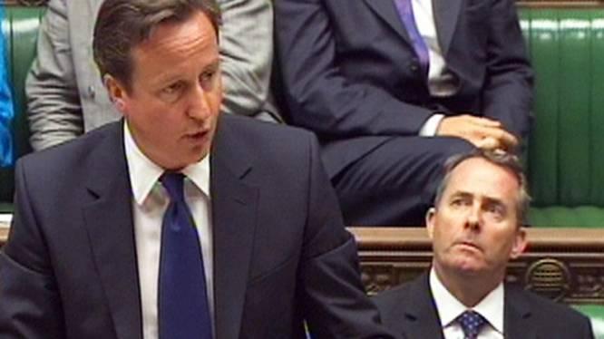 Premier Cameron walgt van afluisterschandaal 'News of the World'