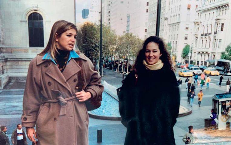 New York, 1996. Uit Máxima Zorreguieta, Moederland. Beeld