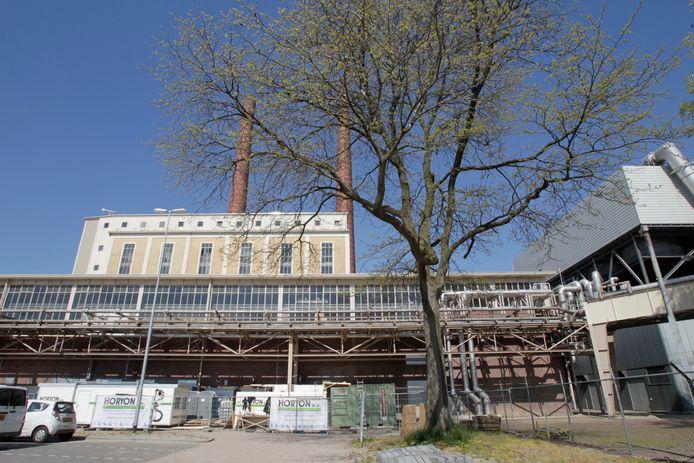 De voormalige energiecentrale op Strijp-T