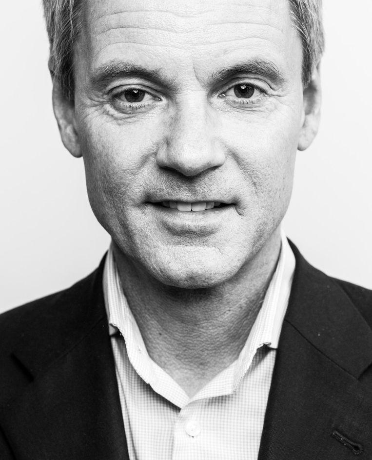 Harry van Bommel: 'Volgens mij is er geen baan zo druk als deze' Beeld Ivo van der Bent