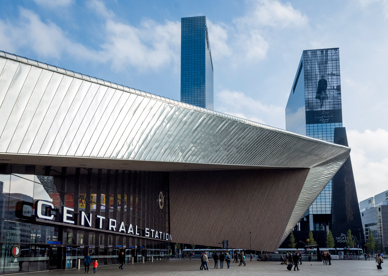 Rotterdam Centraal.