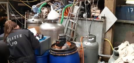 OM wil meer verdachten vervolgen voor drugslabs met speed en crystal meth, ook onderzoek naar witwassen