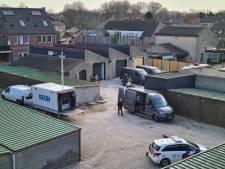 Buurt geschokt door ontdekking Veghels miljoenen-drugslab: 'Wie weet wat het ontploffingsgevaar is'