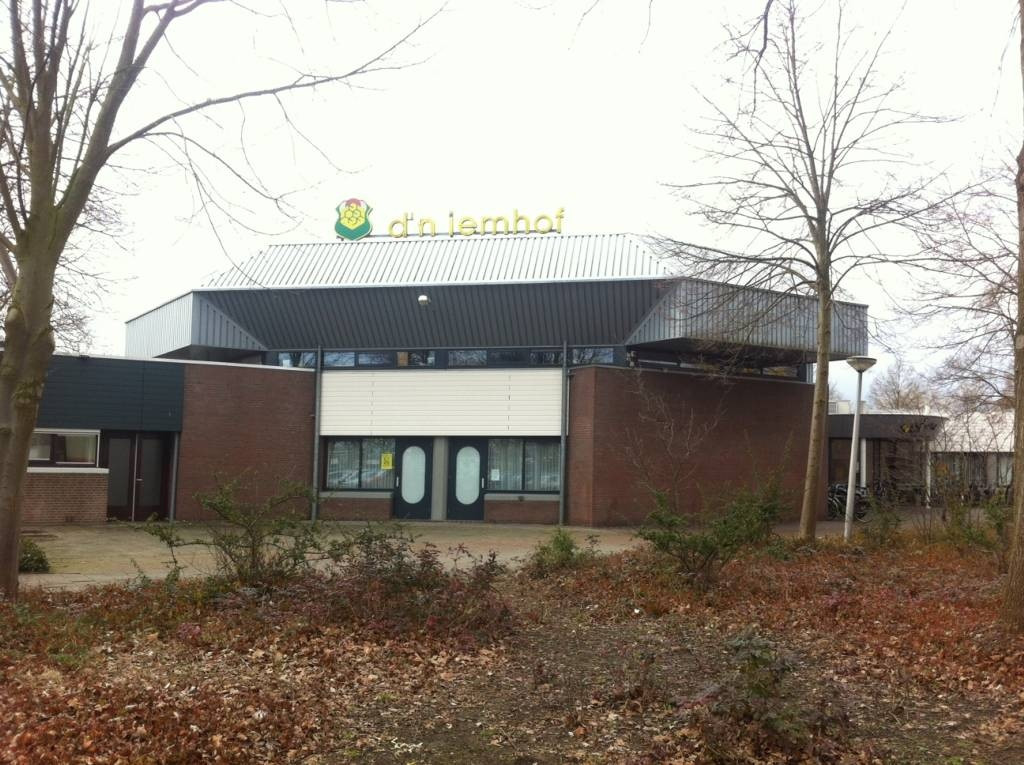 Wijkcentrum D'n Iemhof in Oss.