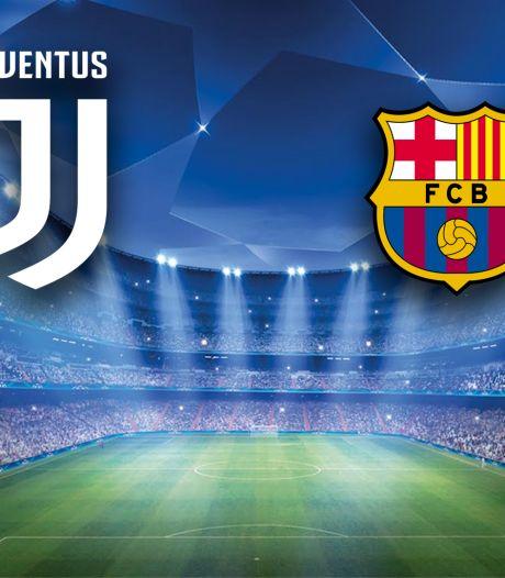 'Ronaldoloos' Juventus ontvangt Barcelona voor CL-kraker