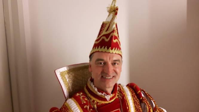 Eric d'n Urste weer carnavalsprins in Döllekesgat