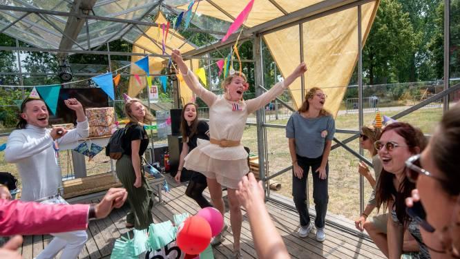 Festival Ruimtekoers beleeft in de buitenlucht zijn vierde editie
