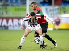 Willem II won in de eredivisie al twaalf keer op rij niet van NEC
