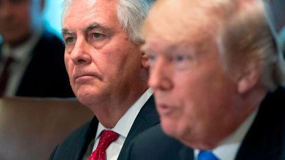 """Ex-minister Tillerson: """"Trump heeft zich laten vangen door Netanyahu"""""""