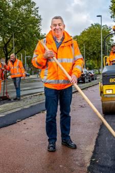 Fer zorgt ervoor dat élke centimeter asfalt in orde is voor de marathon: 'Dit is het toetje van het jaar'