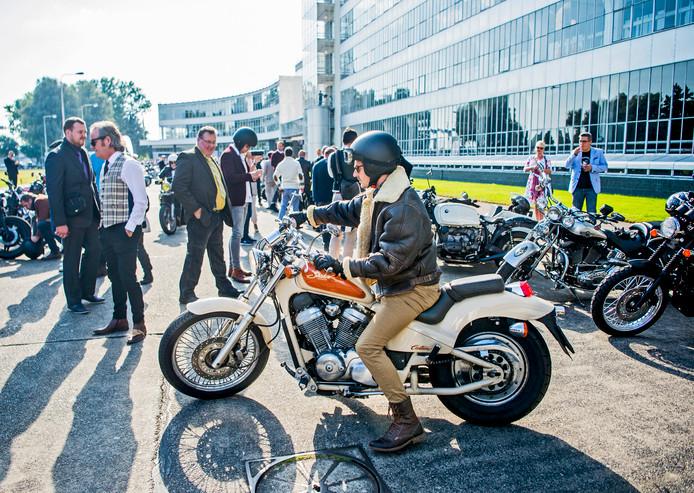 Distinguished Gentlemans Ride trapt net als vorig jaar af bij de Van Nelle Fabriek.