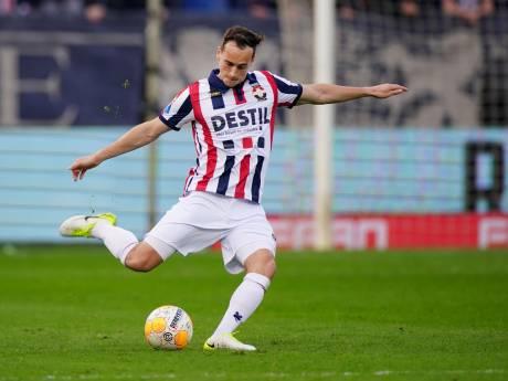 Heerkens keert tegen PSV weer terug in de basis bij Willem II