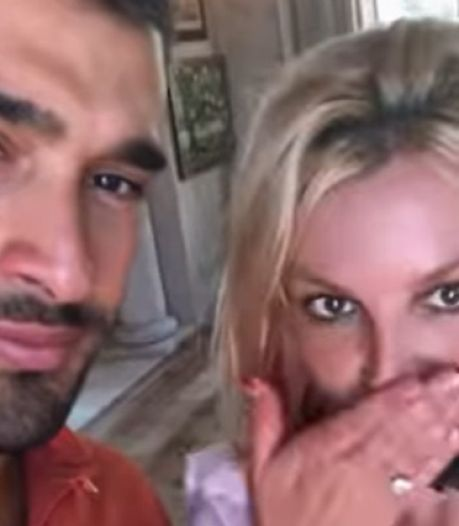 """Britney Spears fiancée à son petit ami Sam Asghari: """"Je n'arrive pas à y croire!"""""""